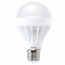 Foco Tipo Bulbo Eco Power Led 9w Calido E27 260° Ilumin 4353