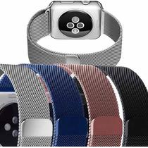 Correa Malla Milanesa Milanese Loop Apple Watch 38mm