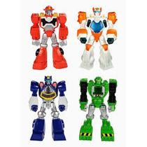 Muñecos Tranformes Rescue Bots Marca Hasbro