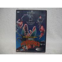 Dvd Original A Pequena Loja Dos Horrores