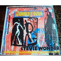 344 Mvd- Lp 1991- Stevie Wonder- Jungle Fever- Vinil- Filme