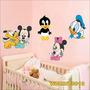 Adesivo Wpri10 Infantil Desenho Disney Turma Do Mickey Baby