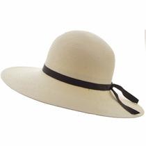Capelina Simil Panama Compañia De Sombreros M527551-90