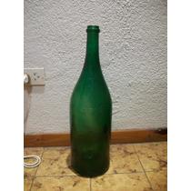 Antigua Botella Botellon De Champagne Espiño De 5 Litros