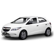Jogo De Roda De Aço + Calota Chevrolet Ônix - Originais