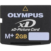 Olympus M + 2 Gb Xd-picture Card Tarjeta De Memoria Flash 20