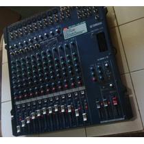 Consola Yamaha Mg166c-usb