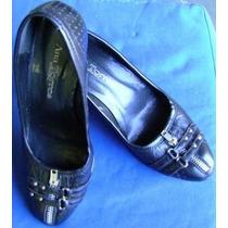 Sapato Feminino Ana Torres Preto N. 36 (g12)