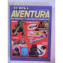 Eureka Aventura Nº 1! Editora Vecchi Mar 1977!