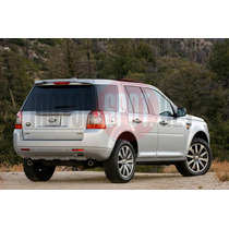 Ponteira Inox | Land Rover Freelander 2