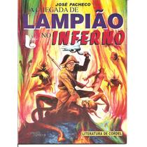 A Chegada De Lampião No Inferno - Cordel - Editora Luzeiro