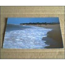 Cartão Postal Fortaleza Ceará-praia Da Barra