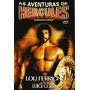 As Aventuras De Hercules (1985) Lou Ferrigno