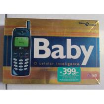 Antigo Celular Baby Telesp Celular Lg - Não Funciona