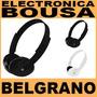 Auriculares Panacom 9580 Pc Celular Mp3 Tablet Tv Belgrano
