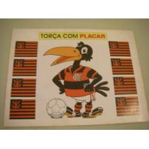 Poster Mascote Flamengo