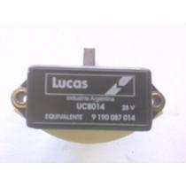 Regulador De Voltagem Alternador Bosch Volvo N10/n12 Outros