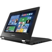 Notebook/tablet 2en1 Lenovo Touch 11.6 Intel 4g Ram 500gb Hd
