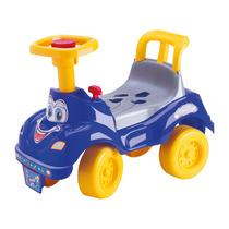 Tricicolo Infantil Motoca Bebe Totokinha Plus Azul Cardoso