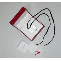 Collar De Cristal De Bacarat 100% Original Con Certificado