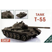 Skif-tanque Russo T-55