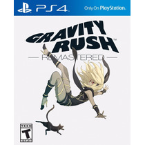 Gravity Rush - Nuevo Sellado - Ps4
