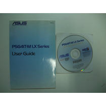 Cd Driver/manual Original Placa Mãe Asus P541t-mx Lx Series