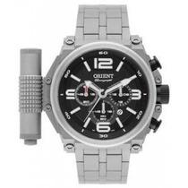 Relógio Orient Masculino Titanium Army Tech 469ti004 P2gx