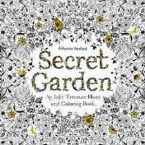 Jardín Secreto: Un Manchado De Tinta La Búsqueda Del Tesoro