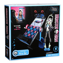 Monster High Cama Espejo Frankie Stein Mattel Mirror Bed 12