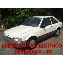 Kit Vidro Eletrico Escort Hobby, Xr3, Verona 85 A 92, 2 Pts