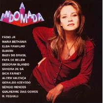 Cd / A Indomada V.1 (1997) Trilha Nacional Da Novela