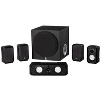 Set De Cornetas Yamaha Ns-sp1800bl 5.1 Para Home Theater