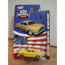 Taxi Mania Mundo Taxi Amarillo Nueva York Estados Unidos1:64