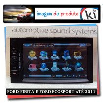 Central Multimidia Ford Fiesta E Ford Ecosport Até 2011