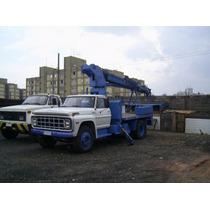 Caminhão Ford F 8000 Equipamento Broca