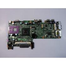 Placa Mãe Notebook Intelbras 37gu40050-10 Com Defeito