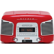 Radio Retrô Micro System Teac Sl-d920 Mp3/cd/fm/am/usb/rec
