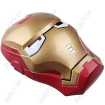 Mascara Do Homem De Ferro - Cosplay
