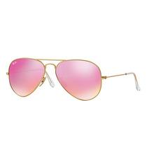 Gafas Ray Ban Rb3025-112/4t-58 Metal Dorado Mujer