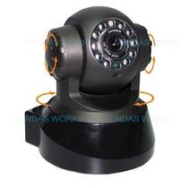 Camera Ip Giratoria Wireless Visão Noturna, Baba Eletrônica