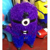 Minions Piñata Mediana Para Fiesta
