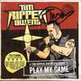 Tim Ripper Owens Play My Game Cd Autografiado Judas Priest
