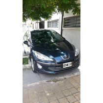 Peugeot 408 Allure + Hdi Nav. Impecable!!