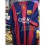 Camiseta Barcelona 2014 Tituar Nueva - Tifossi