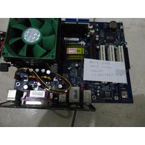 Placa Mae Foxconn Pc661m03c Mx Gl Processador Memoria