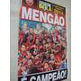Revista Poster Flamengo Campeão Carioca 2014 Show De Bola