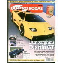 4rodas N.472 Nov-99 - Diabro Gt, Fiesta Glx 1.6
