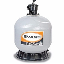 Filtro De Alberca En Fibra De Vidrio Evans Fa-650