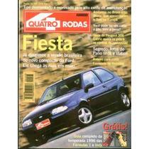 4rodas N.428 Mar 96 Fiesta Peugeot 306 Cabrio....